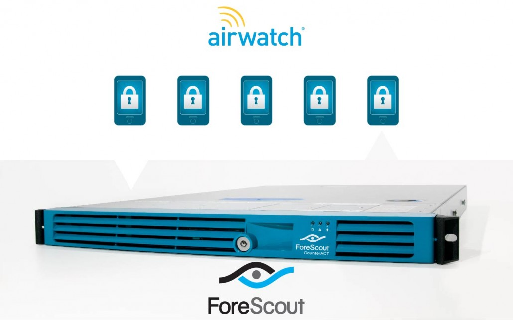 forescout-airwatch-integration